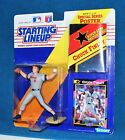 1992 STARTING LINEUP  78406 -CHUCK FINLEY * CALIFORNIA ANGELS- *NOS* SLU ROOK