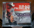 Time Well Wasted by Brad Paisley CD Aug 2005 Arista