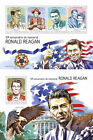 Ronald Reagan US Presidents Politics Birds of Prey Guinea-Bissau MNH stamp set