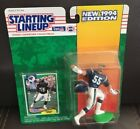 1994 STARTING LINEUP JUNIOR SEAU SD CHARGERS ACTION FIGURE NM-MNT