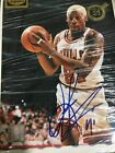 Dennis Rodman AUTOGRAPH Sealed Heroes Of The Game The Bulls Worm Coa