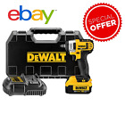 DEWALT DCF885 IMPACT KIT, BATTERY, CHARGER 18V 1X 4AH BAT