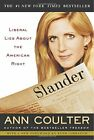 Slander by Coulter Ann Paperback Book The Fast Free Shipping