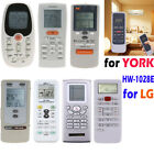 Air Condition Multi Remote Control Replacement for YORK for HW-1028E for LG Lot