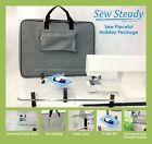 Pfaff Expression 150  Sew Steady Pieceful Extension Table Quilting Package