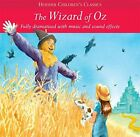 The Wizard Of Oz (Children's Audio Classics) - Arcadia CD 73VG The Fast Free