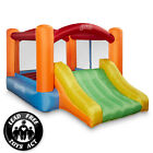 Cloud 9 Bounce House With Slide With Blower