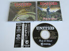UNITED Bloody but Unbowed CD 1990 THRASH RARE ORIGINAL 1st PRESS HOWLING BULL!!!