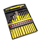 Stanley 418299 Punch and Chisel Set (12 Pieces)