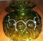 Stars Fairy Lamp Candle Holder Green Shade only