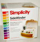 SIMPLICITY SIDE WINDER PORTABLE BOBBIN WINDER Sewing Quilting