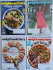 4 Weight Watchers Cook Magazine NEWEST Sep Apr 2018 Lot Fitness Health Food News
