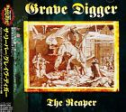 GRAVE DIGGER The Reaper JAPAN CD OBI BVCP-705 Running Wild Accept Rage Saxon