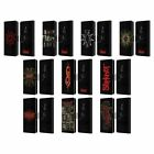 OFFICIAL SLIPKNOT KEY ART LEATHER BOOK WALLET CASE COVER FOR SONY PHONES 1