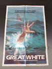 Great White One Sheet Movie Poster 1981