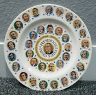 Vintage Presidents of the United States Commemorative Souvenir Plate 10