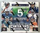 2016 Panini CONTENDERS NFL Football HOBBY BOX New Sealed w 5 or more AUTO
