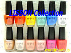 OPI Nail Polish Lacquer LISBON 2018 Collection 15ml 05floz Choose Any Color