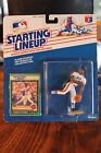 1989 DWIGHT GOODEN Starting Lineup - New York Mets  - w/protective dome