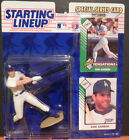 ERIC KARROS STARTING LINEUP FIGURE 1993 - NEW on Card - Los Angeles Dodgers