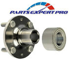 1990 2003 MAZDA PROTEGE FRONT WHEEL HUB  BEARING SET ALL WITH 4 STUDS 90 94 323