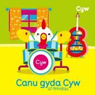 Various Artists - Canu Gyda Cyw A'i Ffrindiau - Various Artists CD SEVG The Fast
