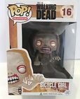 FUNKO POP TELEVISION THE WALKING DEAD  16 BICYCLE GIRL VINYL FIGURE ZOMBIE NEW