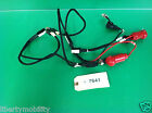 Battery Wiring Harness for Scooter Store TSS 450 Power Wheelchair 7641