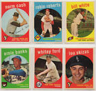 Top 10 Whitey Ford Baseball Cards 18