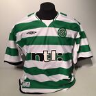 Celtic Soccer Football Club Mens Jersey FC ntl: Umbro XL Vapa Tech Scotland
