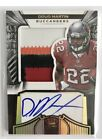 2012 Crown Royale Football Doug Martin Rookie Patch Auto 99 NRmint To Mint