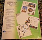 NEW Creative Memories Vacation Travel COMBO PACK stickers die cuts paper