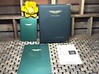 2002 2001 2003 ASTON MARTIN DB7 VANTAGE VOLANTE OWNERS MANUAL + NAVIGATION GUIDE