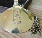 HM1979 SOLID STERLING SILVER BRITISH MUSEUM OYSTER SHELL PENDANT NECKLACE EGYPT