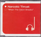 CD SINGLE RARE PROMO SAMPLE Narcotic Thrust - When the dawn breaks