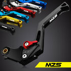 MZS Clutch Brake Levers For Yamaha YZF R1/R1M R6 R6S FZ1/FZ6 FAZER 1999-2017 US