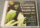 LARRY GRAHAM & GRAHAM CENTRAL STATION GREATEST HITS CD-SUPER RARE-FREE POSTAGE
