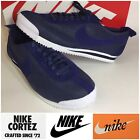 New Nike Cortez 72 Mens Casual Shoes Sneakers Classic Loyal Blue Size 105