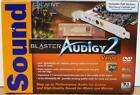 Creative Sound Blaster Audigy 2 Value Sound Card New in Factory Sealed Box