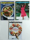 3 Weight Watchers Cook Magazine NEWEST Nov Apr 2018 Lot Fitness Health Food News