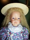 Heidi Plusczok Porcelain 20 Samantha Doll Doll Makers Originals International