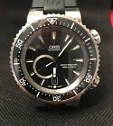 ORIS DIVERS TITAN 'C' SMALL SECOND DATE REFERENCE 01 743 7638 7454-07 4 24 34TEB