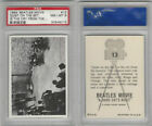 1964 Topps Beatles Movie Hard Day's Night Trading Cards 17