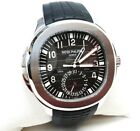 Patek Philippe 5164A Aquanaut Travel Time Steel Strap Watch Purchased 2016!