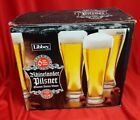Set of 6 Vintage Libbey Rhinelander Pilsner Glasses - 23oz Large!!