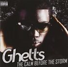 Ghetts - The Calm Before The Storm - Ghetts CD LIVG The Fast Free Shipping