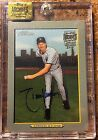 2016 Topps Turkey Red framed Archives AUTO 1 1 2005 buyback real 1 of 1 Yankees