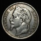 1870-A, 5 Francs from France.  No Reserve!