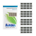 AURORA Refrigerator Air Filter Replacement for Whirlpool W10311524, AIR1 (4Pack)