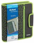 Oxford Zipper Open Tab And Snap Binders 475 Sheets 2 Round Ring Size A4